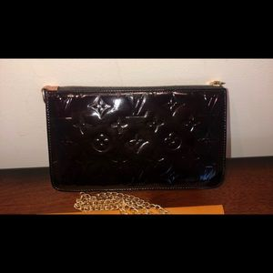 Louis Vuitton Lexington pochette authentic